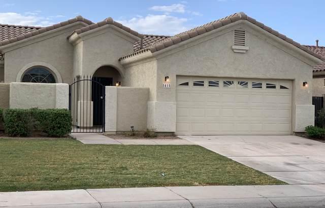 8415 E Peralta Avenue, Mesa, AZ 85212 (MLS #6153154) :: Homehelper Consultants