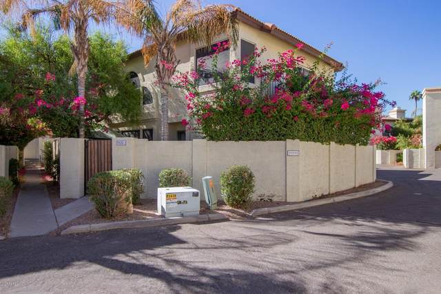 5032 E Siesta Drive #2, Phoenix, AZ 85044 (MLS #6153156) :: The Riddle Group