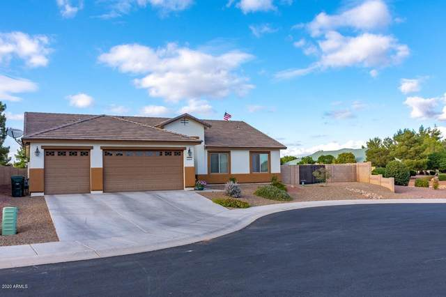 4341 Angela Court, Sierra Vista, AZ 85650 (MLS #6153166) :: Homehelper Consultants