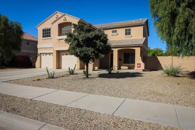 16542 W Jackson Street W, Goodyear, AZ 85338 (MLS #6153169) :: Brett Tanner Home Selling Team