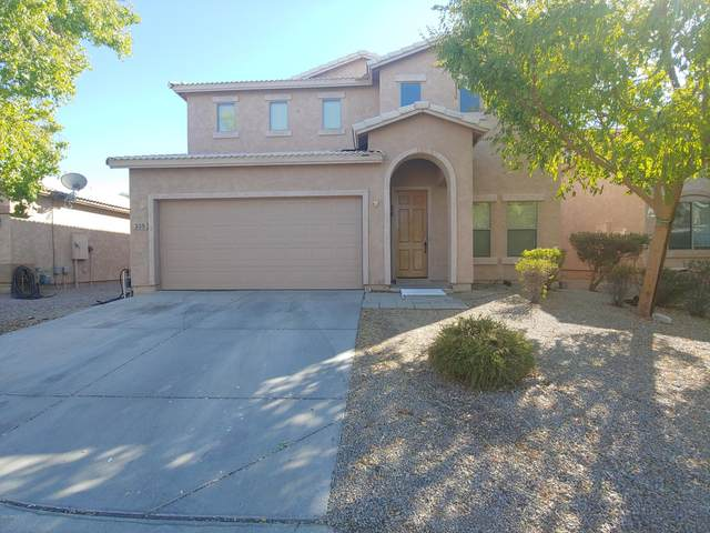 335 E Mule Train Trail, Queen Creek, AZ 85143 (MLS #6153172) :: Keller Williams Realty Phoenix