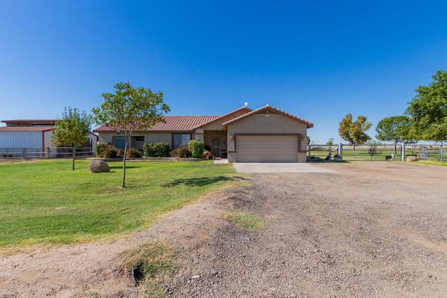 5306 S 230TH Drive, Buckeye, AZ 85326 (MLS #6153184) :: Homehelper Consultants