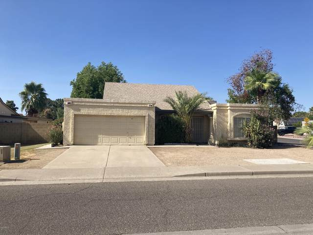 19438 N 9TH Street, Phoenix, AZ 85024 (MLS #6153188) :: Homehelper Consultants