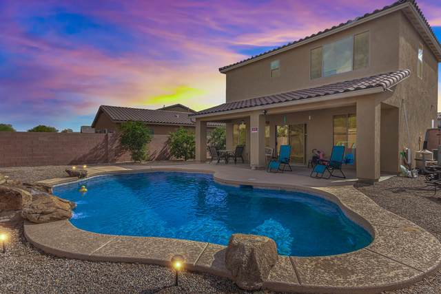 818 W Dana Drive, San Tan Valley, AZ 85143 (MLS #6153192) :: Lifestyle Partners Team