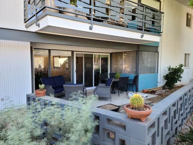 5150 N 20TH Street #109, Phoenix, AZ 85016 (MLS #6153204) :: Brett Tanner Home Selling Team