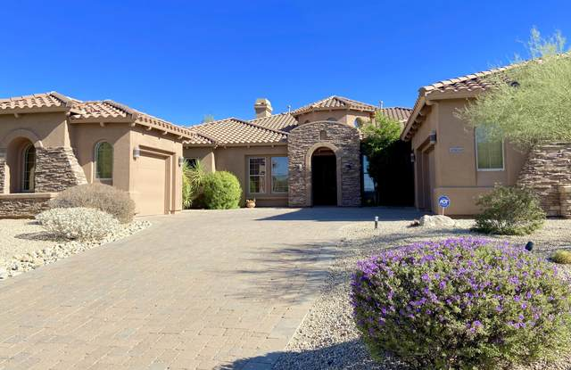 10904 E Via Cortana Road, Scottsdale, AZ 85262 (MLS #6153221) :: The Daniel Montez Real Estate Group