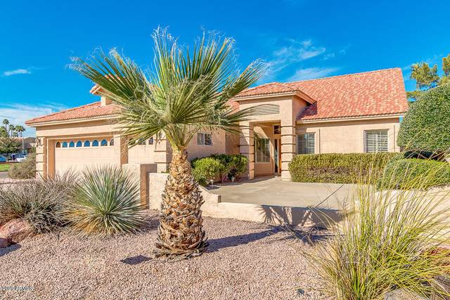 25631 S Howard Drive, Sun Lakes, AZ 85248 (MLS #6153235) :: The Daniel Montez Real Estate Group
