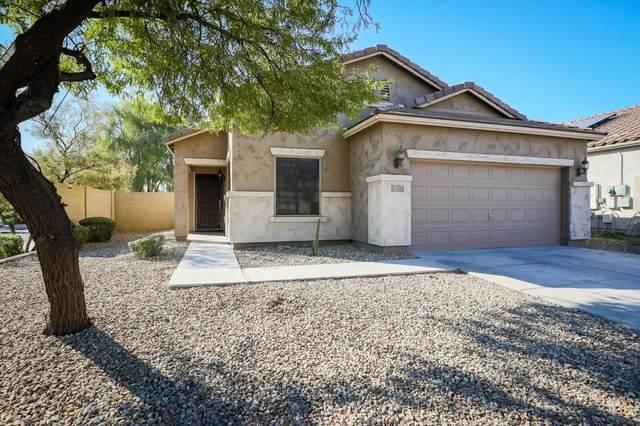 19365 W Monroe Street, Buckeye, AZ 85326 (MLS #6153238) :: Devor Real Estate Associates