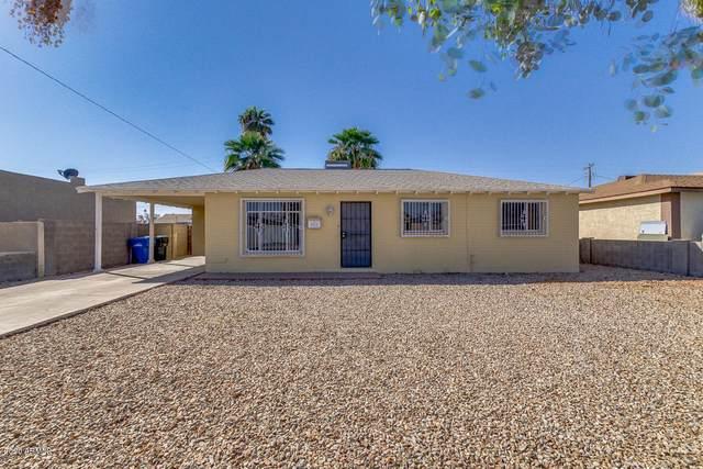 4112 N 47TH Drive, Phoenix, AZ 85031 (MLS #6153250) :: ASAP Realty