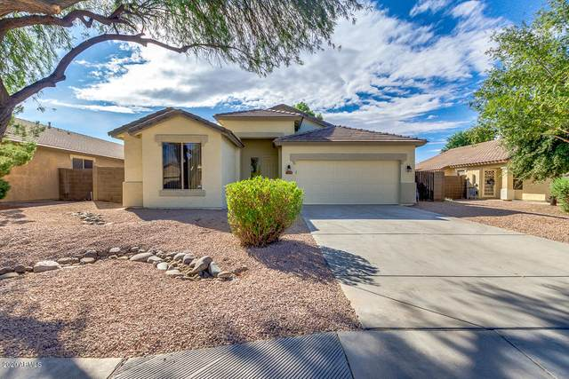 4905 E Bellerive Drive, Chandler, AZ 85249 (MLS #6153280) :: The Dobbins Team