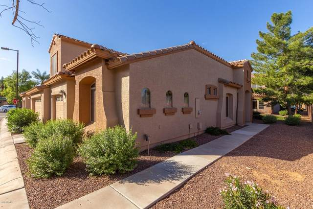 2600 E Springfield Place #74, Chandler, AZ 85286 (MLS #6153314) :: The Dobbins Team