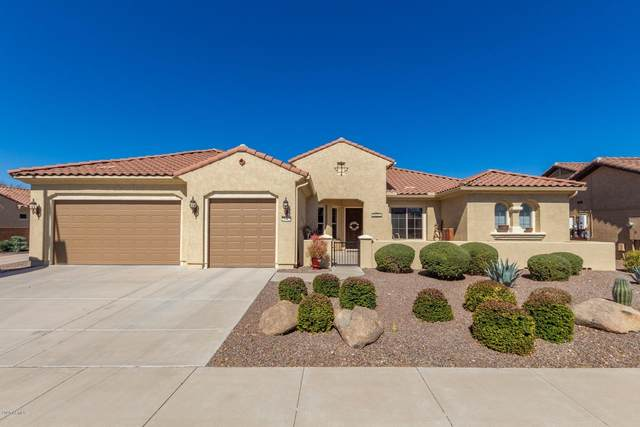 26422 W Runion Lane, Buckeye, AZ 85396 (MLS #6153321) :: Brett Tanner Home Selling Team