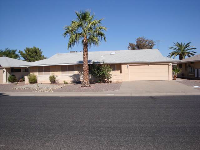10911 W Saratoga Circle, Sun City, AZ 85351 (MLS #6153326) :: The Daniel Montez Real Estate Group