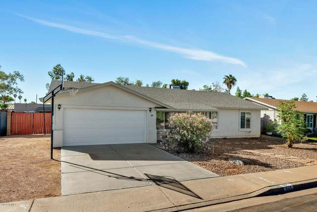 665 W Flower Avenue, Mesa, AZ 85210 (MLS #6153336) :: Midland Real Estate Alliance