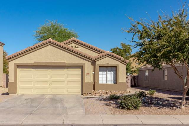 2306 W Silver Creek Lane, Queen Creek, AZ 85142 (MLS #6153338) :: Brett Tanner Home Selling Team