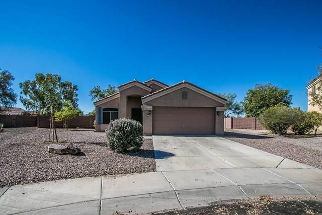 679 W Enchanted Desert Drive, Casa Grande, AZ 85122 (MLS #6153360) :: Brett Tanner Home Selling Team