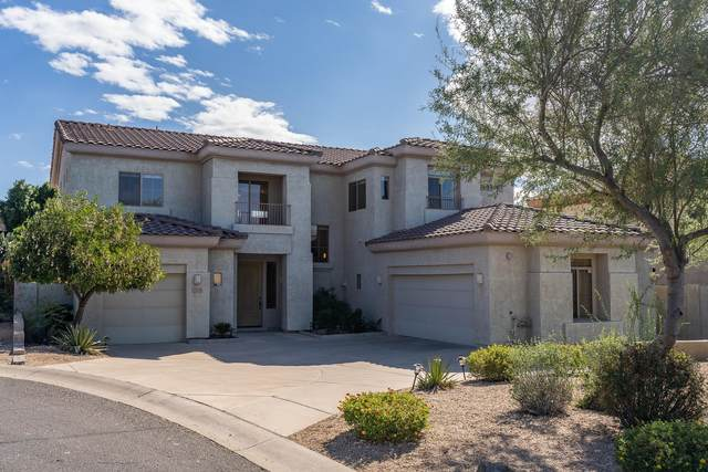 22339 N 77TH Street, Scottsdale, AZ 85255 (MLS #6153410) :: The Dobbins Team