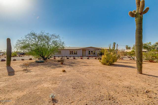 1440 N Gold Drive, Apache Junction, AZ 85120 (MLS #6153418) :: The Riddle Group