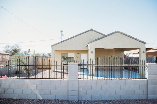 1107 E 6TH Street, Casa Grande, AZ 85122 (MLS #6153430) :: Devor Real Estate Associates