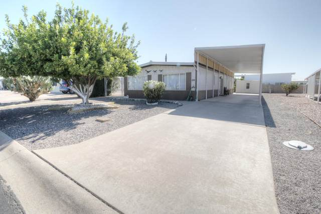 7351 E Baywood Avenue, Mesa, AZ 85208 (MLS #6153432) :: Walters Realty Group