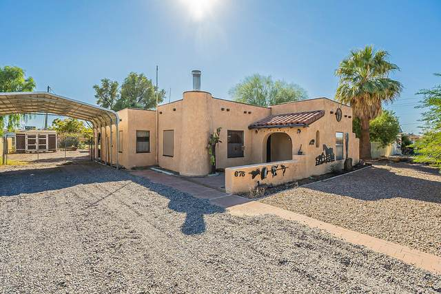 675 W Pinkley Avenue, Coolidge, AZ 85128 (MLS #6153439) :: Brett Tanner Home Selling Team