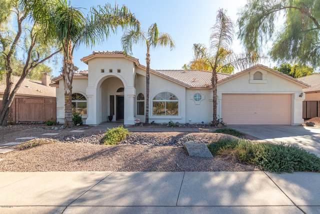 661 W Carter Drive, Tempe, AZ 85282 (MLS #6153443) :: Brett Tanner Home Selling Team