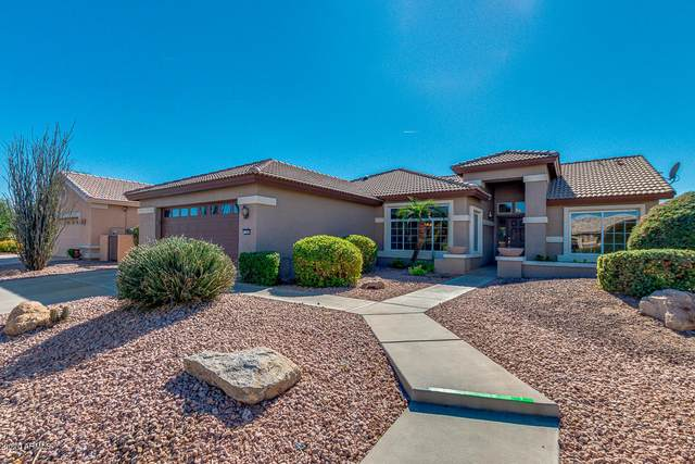 3268 N Palmer Drive, Goodyear, AZ 85395 (MLS #6153459) :: Midland Real Estate Alliance