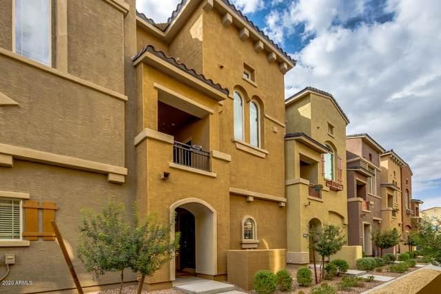 240 W Juniper Avenue #1072, Gilbert, AZ 85233 (MLS #6153466) :: The Dobbins Team
