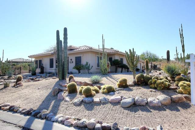 16803 E Malta Drive, Fountain Hills, AZ 85268 (MLS #6153477) :: My Home Group