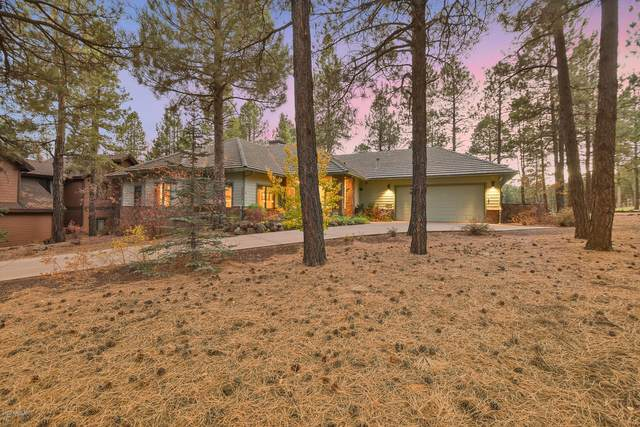 4015 S Pack Saddle, Flagstaff, AZ 86005 (MLS #6153482) :: The AZ Performance PLUS+ Team