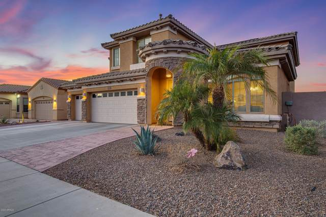 2420 W Kachina Trail, Phoenix, AZ 85041 (MLS #6153484) :: The Riddle Group