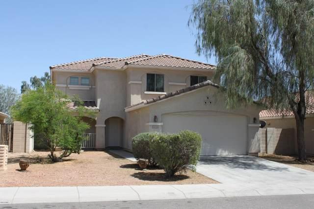 14059 N 178TH Avenue, Surprise, AZ 85388 (MLS #6153490) :: The Dobbins Team