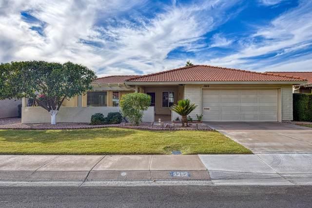 1282 Leisure World, Mesa, AZ 85206 (MLS #6153503) :: Brett Tanner Home Selling Team