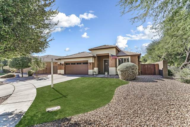 4130 S Splendor Court, Gilbert, AZ 85297 (MLS #6153520) :: My Home Group