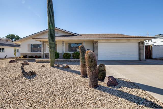 3902 N 86TH Street, Scottsdale, AZ 85251 (MLS #6153533) :: The Dobbins Team