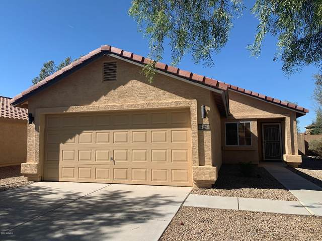 206 S 15TH Street, Coolidge, AZ 85128 (MLS #6153561) :: Brett Tanner Home Selling Team
