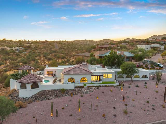 16717 E Yaqui Court, Fountain Hills, AZ 85268 (MLS #6153572) :: My Home Group