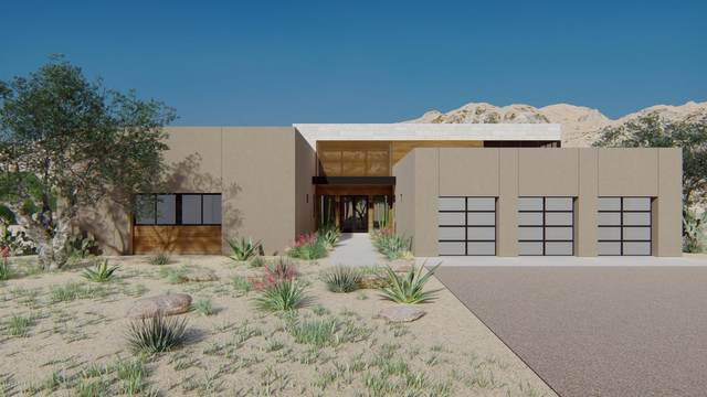 64XX E Lomas Verdes Road, Scottsdale, AZ 85266 (MLS #6153574) :: The Dobbins Team