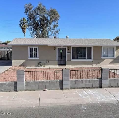 7310 W Heatherbrae Drive, Phoenix, AZ 85033 (MLS #6153590) :: The Dobbins Team