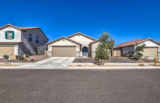 17170 W Straight Arrow Lane, Surprise, AZ 85387 (MLS #6153609) :: Brett Tanner Home Selling Team