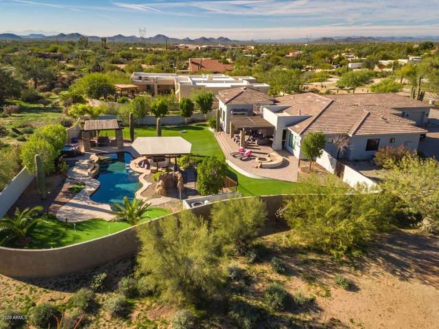 5847 E Quail Track Drive, Scottsdale, AZ 85266 (MLS #6153613) :: The AZ Performance PLUS+ Team