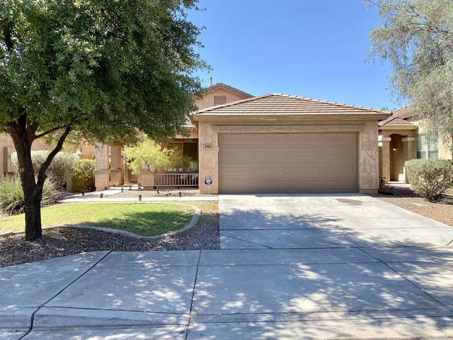 2993 W Dancer Lane, Queen Creek, AZ 85142 (MLS #6153615) :: The Daniel Montez Real Estate Group
