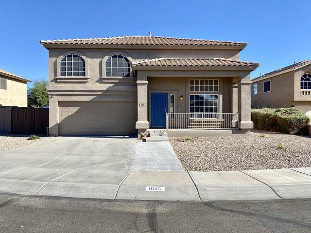 806 E Rolls Circle, San Tan Valley, AZ 85143 (MLS #6153624) :: Midland Real Estate Alliance
