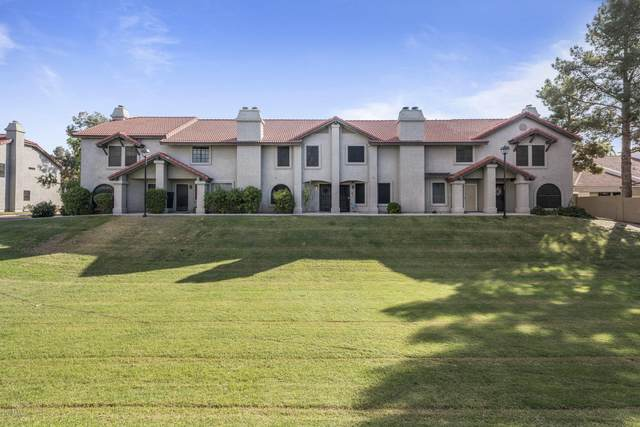 6262 E Brown Road #9, Mesa, AZ 85205 (MLS #6153638) :: The Dobbins Team