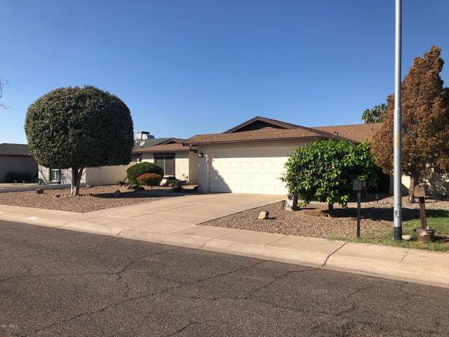 5236 W Cheryl Drive, Glendale, AZ 85302 (MLS #6153666) :: Midland Real Estate Alliance