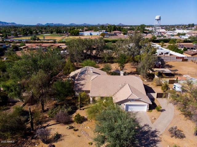 13440 N 76TH Place, Scottsdale, AZ 85260 (MLS #6153684) :: Lucido Agency