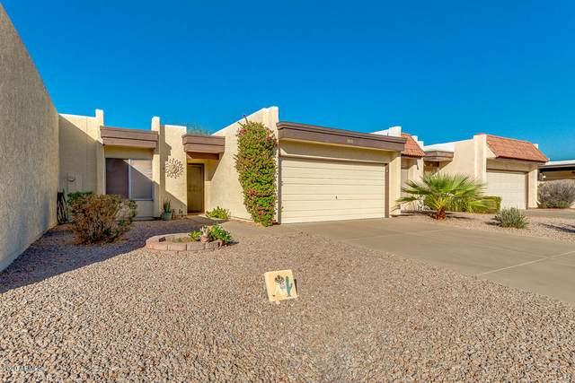 7006 E Jensen Street #100, Mesa, AZ 85207 (MLS #6153688) :: The Daniel Montez Real Estate Group