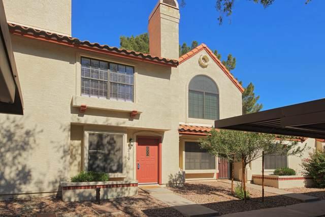 921 W University Drive #1216, Mesa, AZ 85201 (MLS #6153716) :: The Daniel Montez Real Estate Group