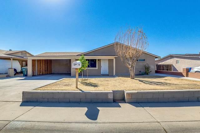 6817 W Wilshire Drive, Phoenix, AZ 85035 (MLS #6153728) :: REMAX Professionals