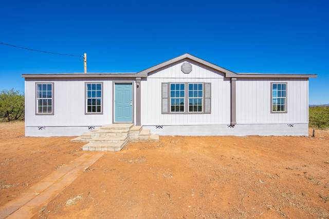 8555 E Hansford Lane, Sierra Vista, AZ 85650 (MLS #6153735) :: My Home Group